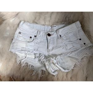 One Teaspoon Shorts Size 26